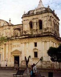 Leon's Cathedral -Nicaragua
